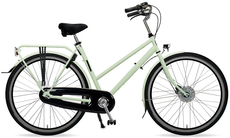 Solidvelo_classic_Standaard_Rental_trapez_mint_800